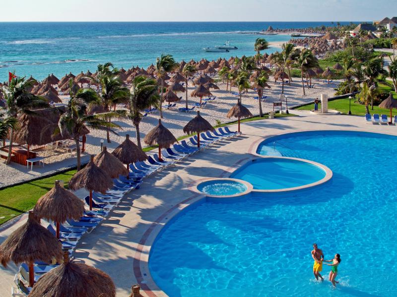 Оличный отдых в Мексике !
