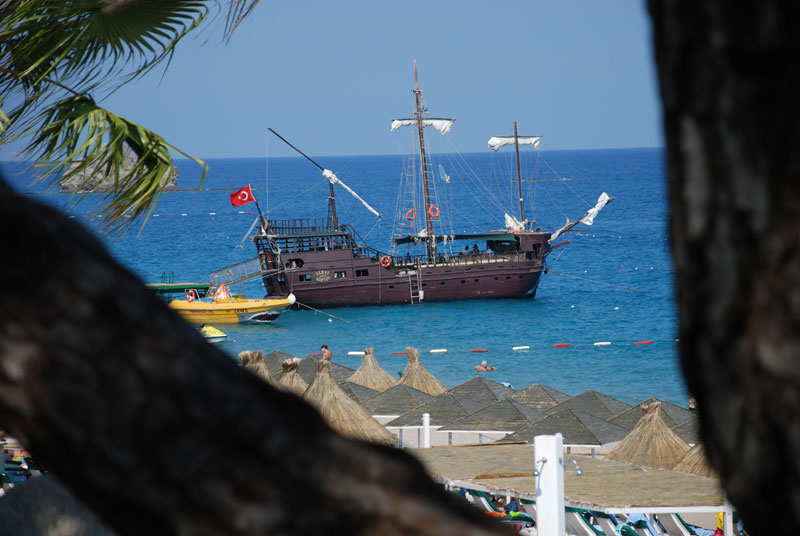 Турция, Кемер, Pirate's Beach Club 5* от 52800 рублей