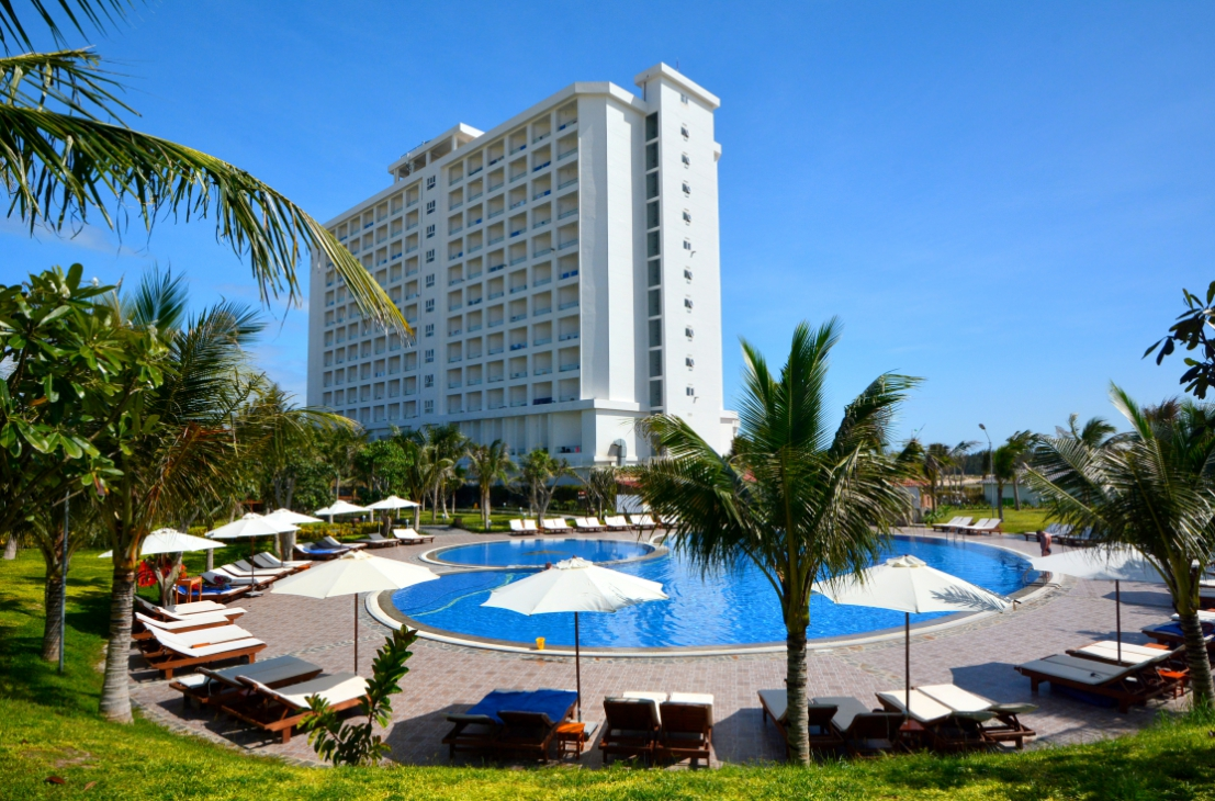 Отель дю солей вьетнам камрань