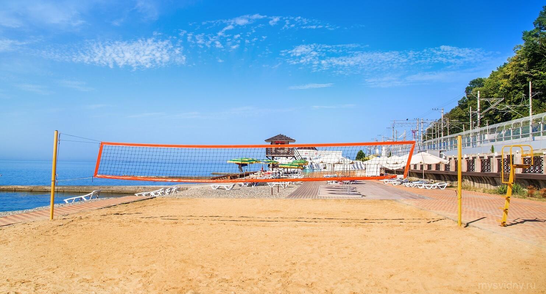 Мыс видный фото пляжа